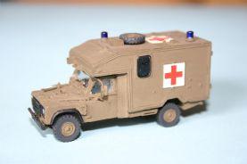 Landrover Defender/Wolf XD 130 Ambulance
